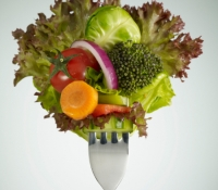 veggies-on-a-fork