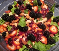 fruitnutsalad